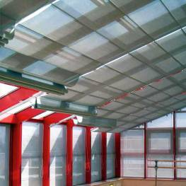 Motorized Curtain Systems